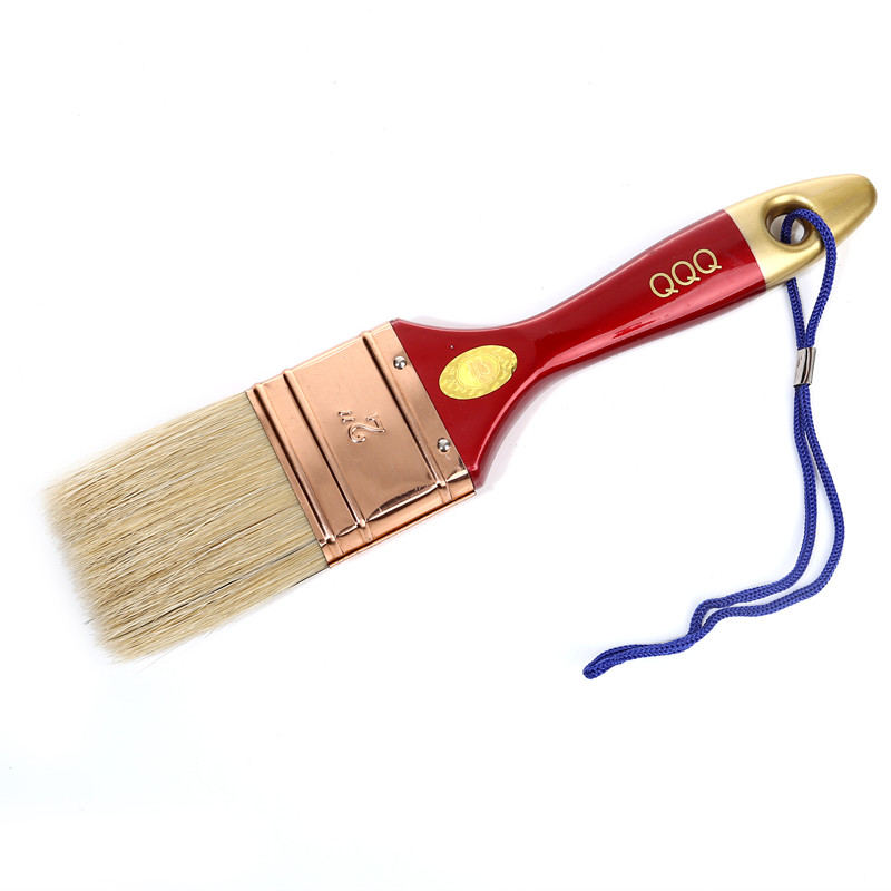 Natural Bristle Mixed Filament Paint Brush