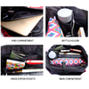 RU81051 Fashion Messenger Bag for Men with Ipad Pocket