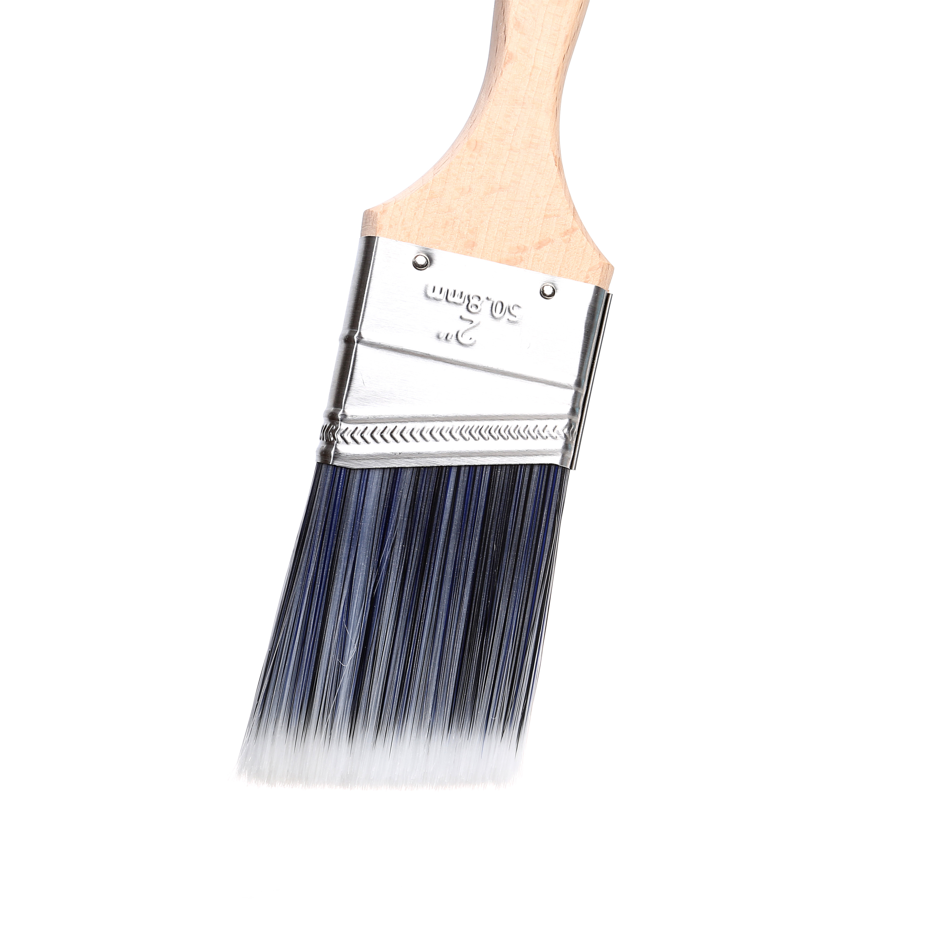 Purdy Style Angle Brush with Long Handle