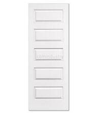 PD-3 Interior panel door WHITE color design can be customized