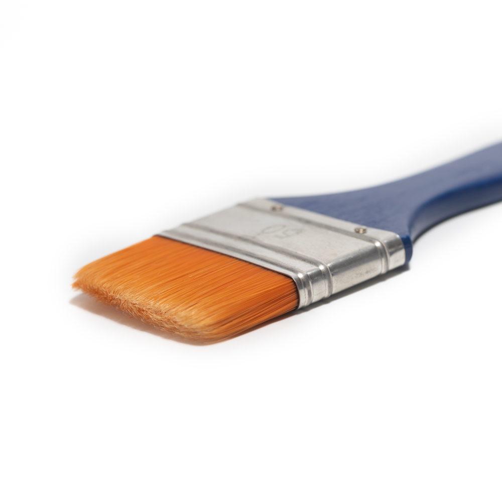 Disposable chip paint brush