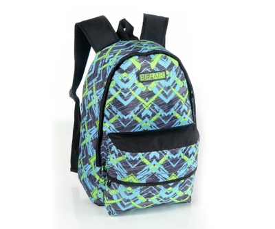 BF1610287 Designer with All over Printed Backpacking Bags