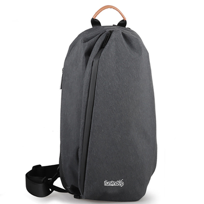 RU81045 Brand RunandUp Backpack Nylon Bag Urban Leisure Sports Chest Pack Bags Men Women Small Size Shoulder Unisex Rucksack