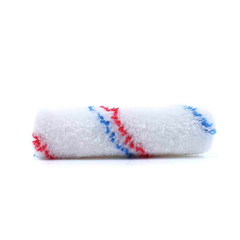 Polyester Knit Mini Paint Roller Cover (5-Pack)
