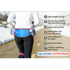 RU81029 Runners Fanny Hydration Water Bottle Holder Waist Belt for Running