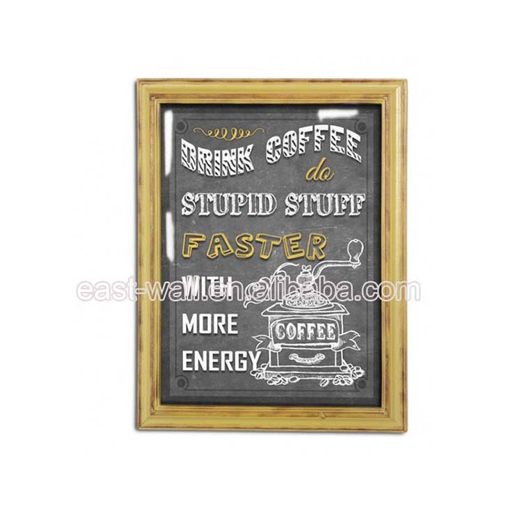 Quality Guaranteed OEM Craft Art Wooden Wall Plaques Sign Board
