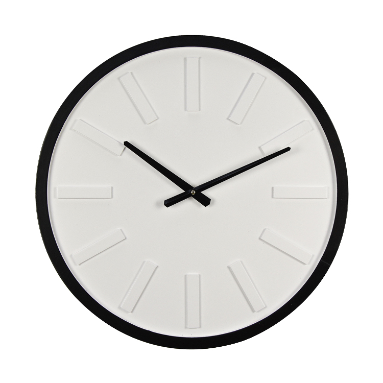 2018 Modern Style Digital Decorative Quartz Home Wall Clock