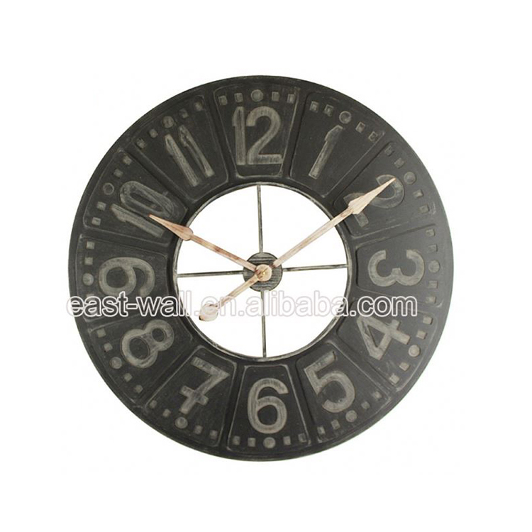 Get Your Own Designed Custom Printed Iron Wall Clock