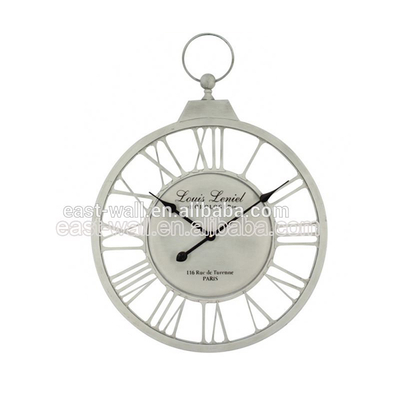 Classic German Style Furniture Decorative Art Round Wall Clock Picture