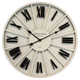 Simple Style Roman Numeric Classic Office Wall Clock Made In China