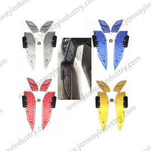 Footpads Cover For YAMAHA X-MAX 300