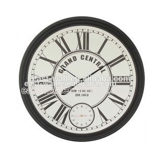 High Quality Custom Print Retro Novelty Wall Clock Funny