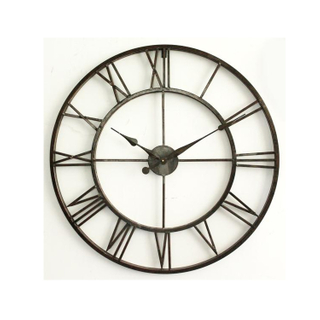 Factory Directly Supply Wall Art Home Decor Modern Mid Century Clock with High Quality
