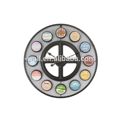 Factory Direct Price Acrylic Promotional Wall Clock Theme