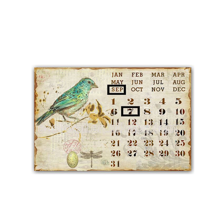 Sell Oem Calendar God Bless Our Home Plaque Art And Craft For Waste Materials Gifts