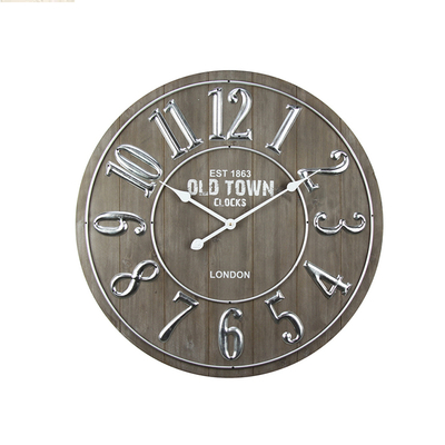 Orient Home Decoration For Sale Wall Mounted Clock