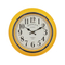 Commercial High Quality Metal Custom Wall Clock, Popular Wall Clock Home Decoration 5 Color Can Choose