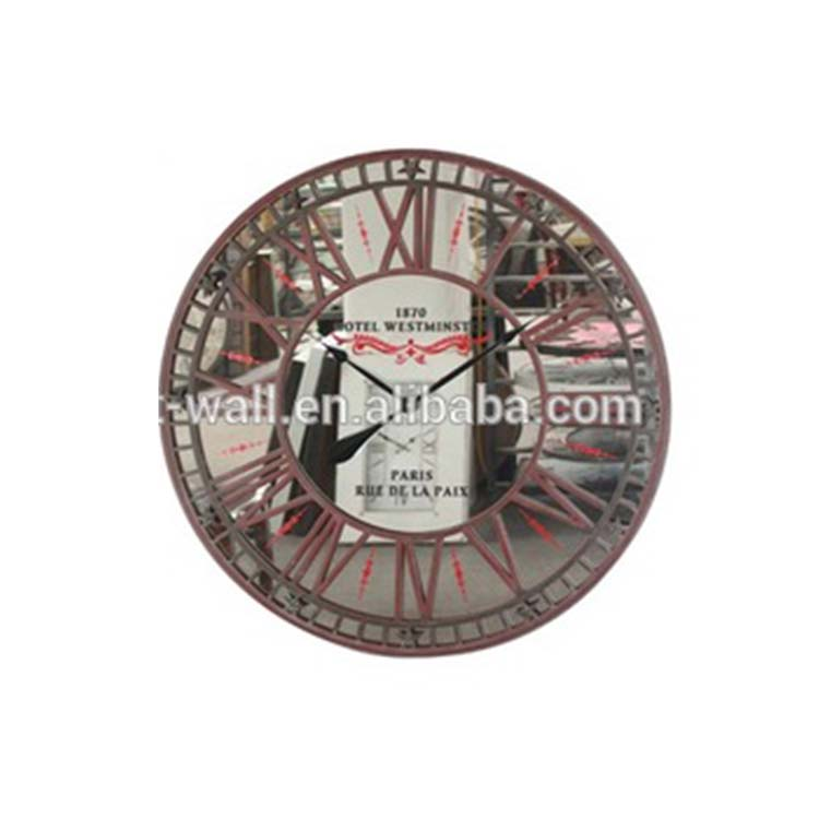China Good Quality Photo Frame Wall Clock Design For Your Home