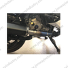 CNC Exhaust Pipe Front Side For YAMAHA X-MAX 300