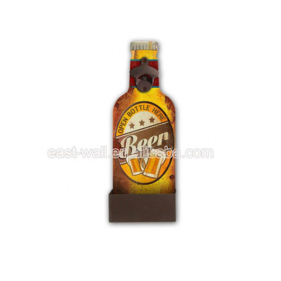Hot Selling New Design Rustic Antique Beer Bottle Opener custom style