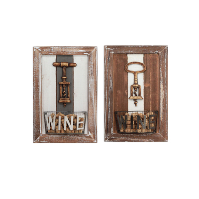 Magnetic Wall Mounted Wine Bottle Opener Dimensions Custom