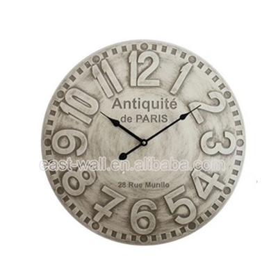 Cheapest Price Professional Design Mdf Modern Wall Clock With Crystals Mural
