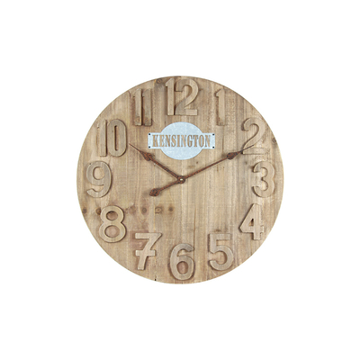 Samples Are Available Home Decoration Mdf 16 Inch Children Diy Wall Clock