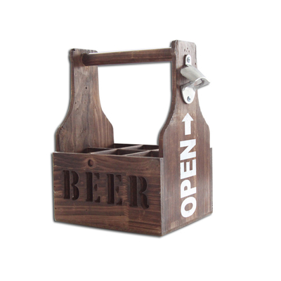 Harajuku Vintage Style Convenience Affordable Wall Mount Iron Beer Bottle Opener