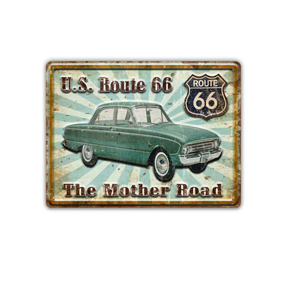 GBP75143 Small Home Decoration Wholesale Vintage Metal Sign
