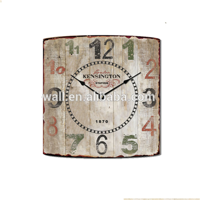 Craft Products Home Art For Sale Elegant High Quality Antique Style Wall Clock