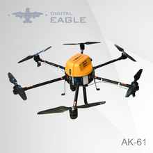 Agriculture Drone AK-61 10~12L Payload