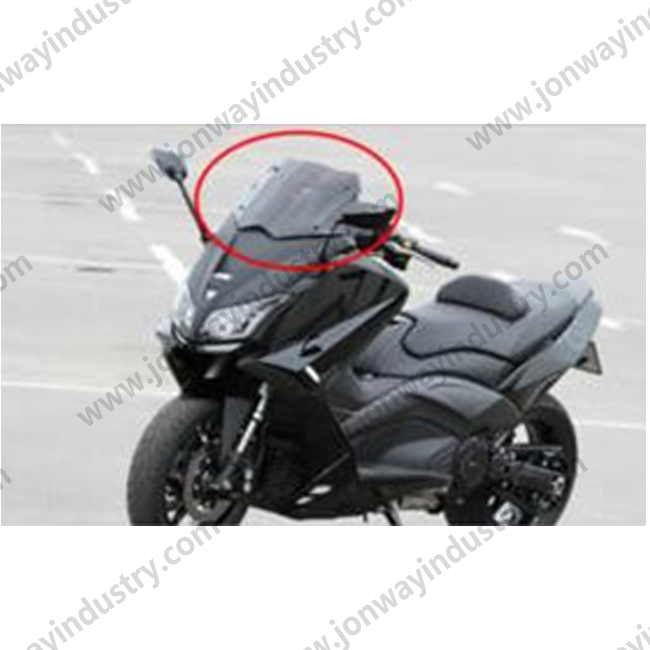 Abs Plastic Windshield