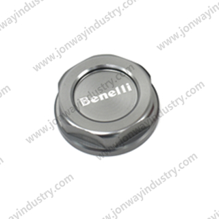 CNC Aluminium Oil Filler Cap for Benelli TRK502 TNT125