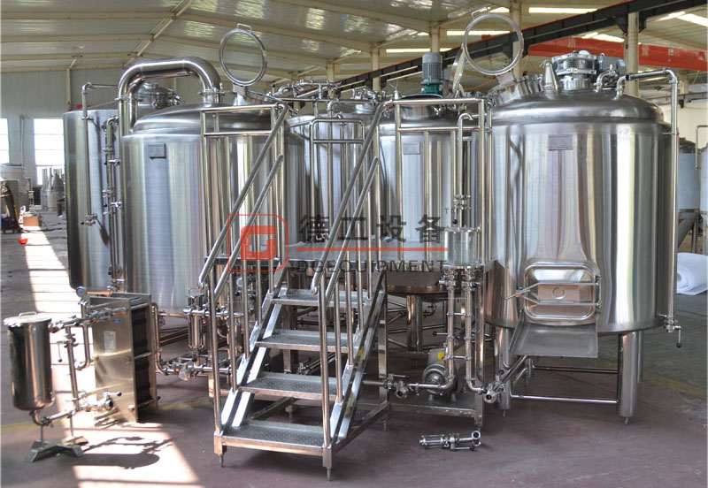 beer brewing unit brewhouse