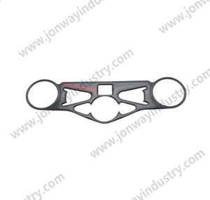 Main Support 3D Carbon Look Sticker For HONDA CBR 1000RR
