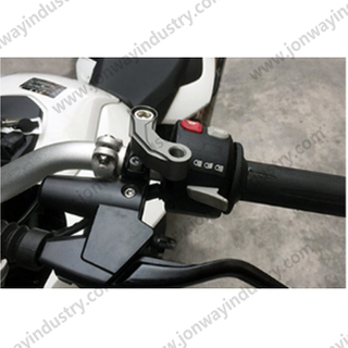 Mirror Riser Bracket For BMW R1200GS ADV F800