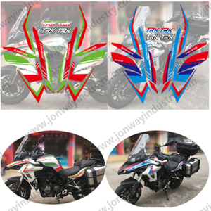 Sticker For Benelli TRK502