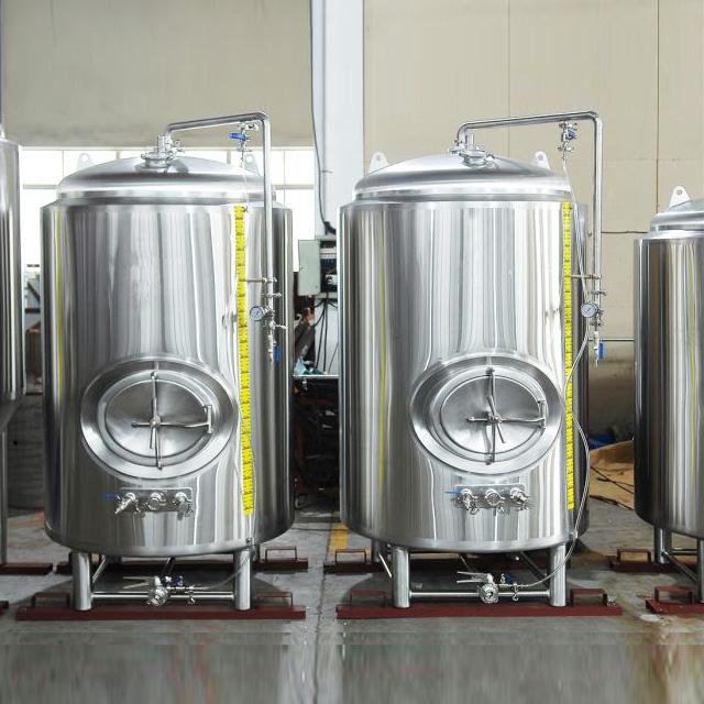1000L beer service tank