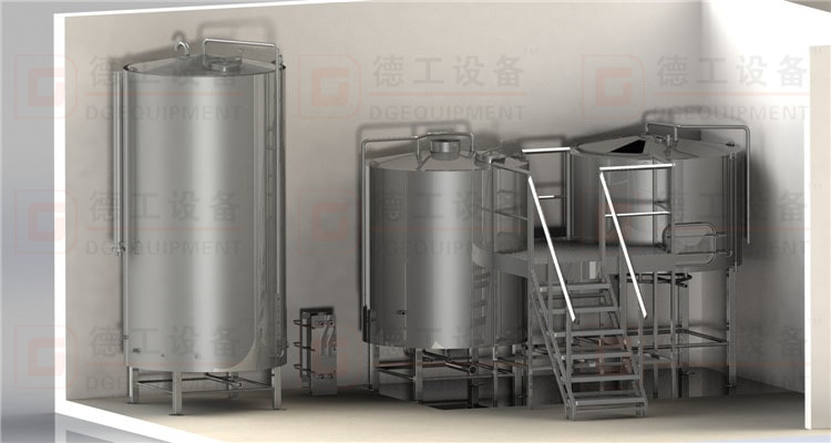 Brewhouse model-min