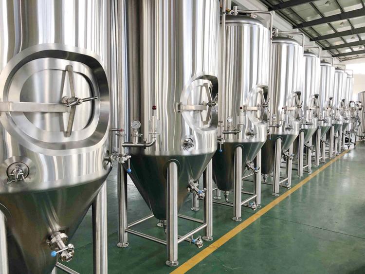Koonilised fermentaatorid