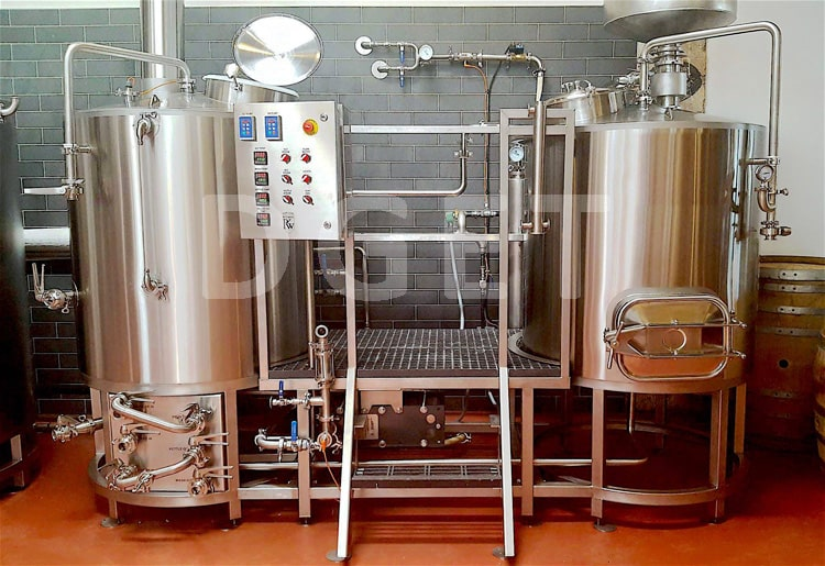 beer brewery equipment brewhouse