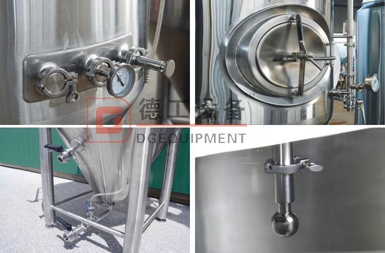 fermentation tank details
