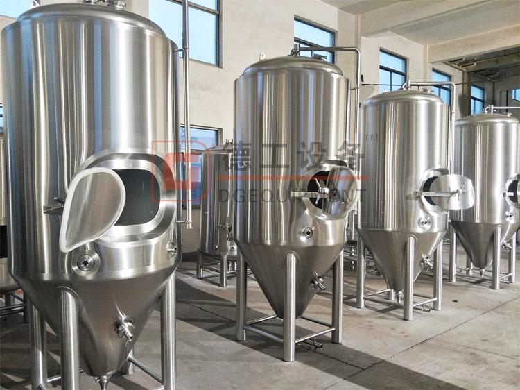 Beer Uni-tank