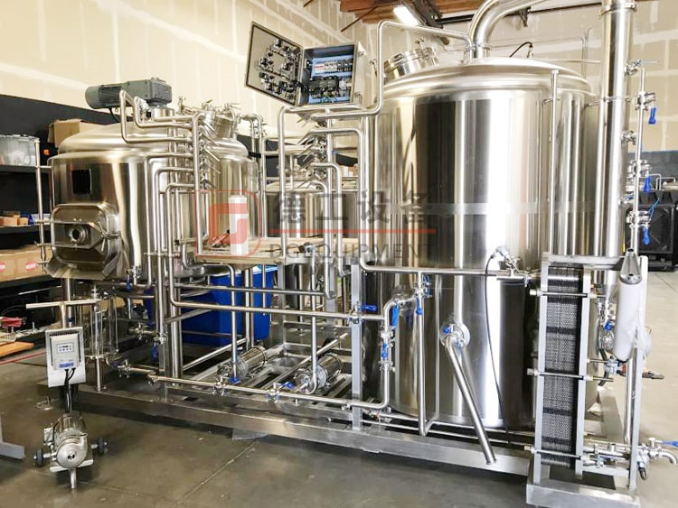 nano brewing equipment