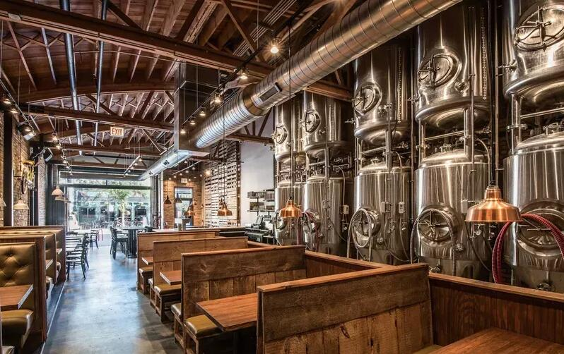 beer brew pub