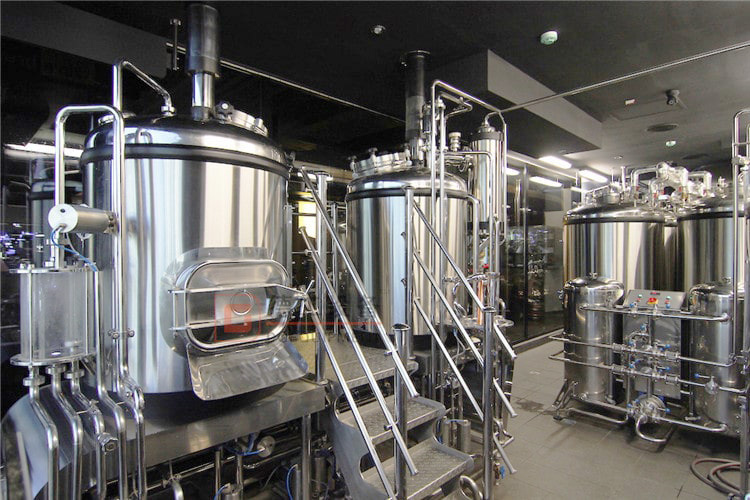 stainless stee beer brewery equipment