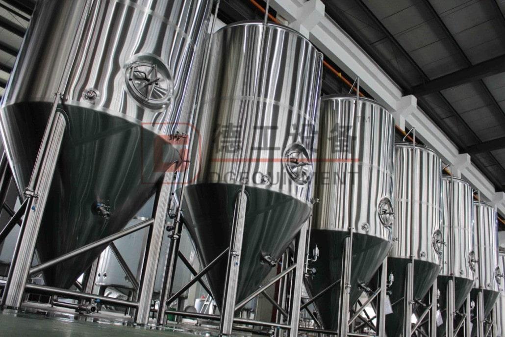 Jalur fermentasi bir