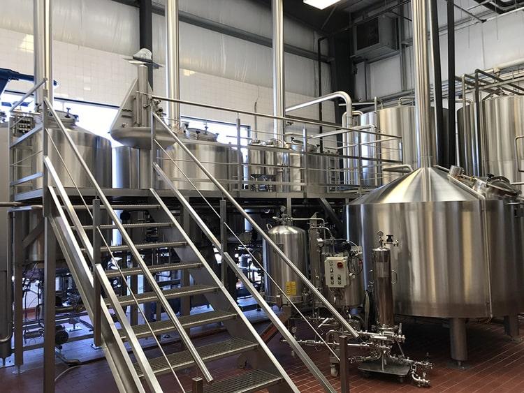 10hl brewing system beer brewery