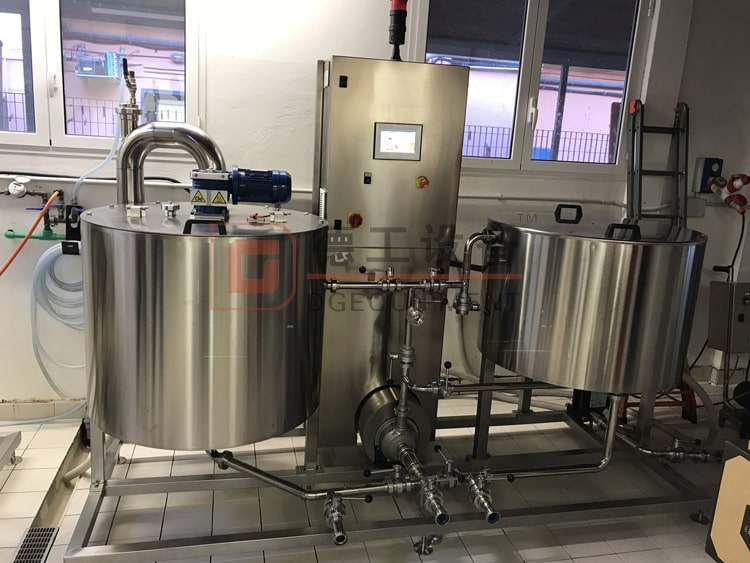 stainless steel micro brewing system