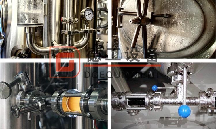 beer fermenter details